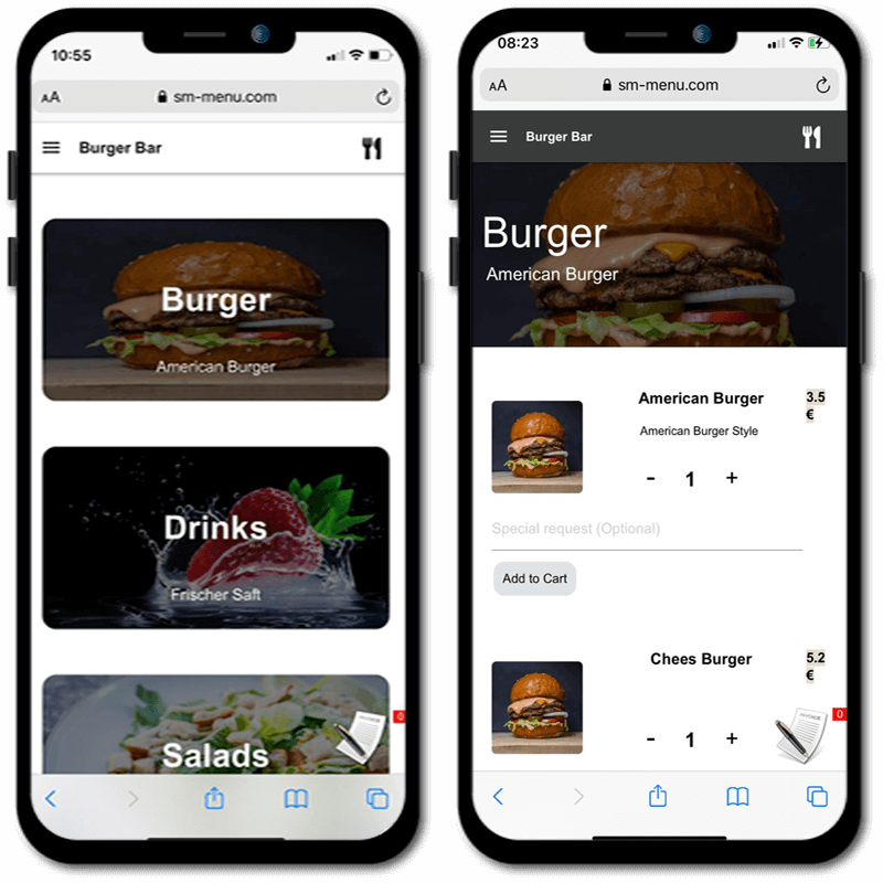 smart menu 6